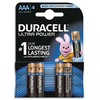 DURACELL Blister de 4 piles 3LR03 1,5volt ultra Power
