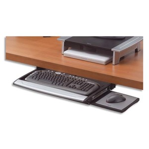 FELLOWES Tiroir clavier + tapis souris Office Suites